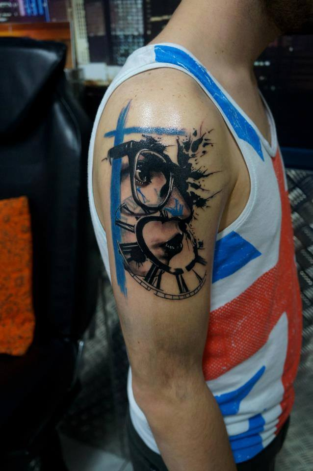 Dynoz Art Attak, tattoo artist (10)