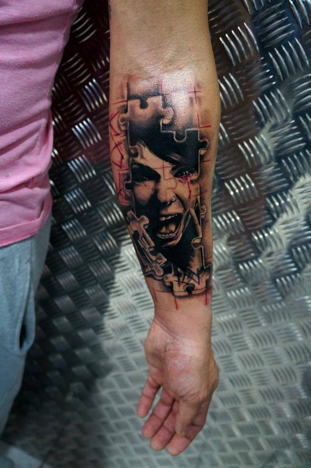 Dynoz Art Attak, tattoo artist (21)