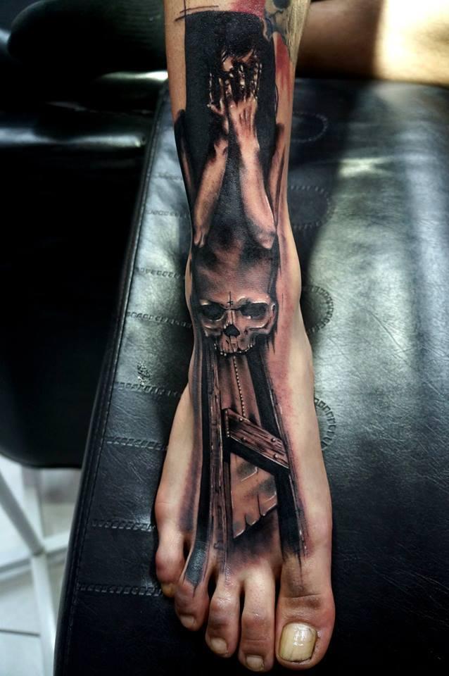 Dynoz Art Attak, tattoo artist (3)