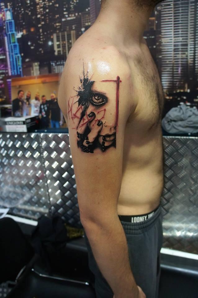Dynoz Art Attak, tattoo artist (4)