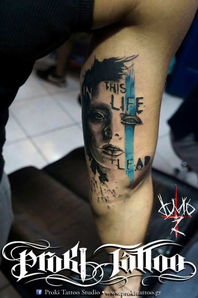 Dynoz Art Attak, tattoo artist (5)