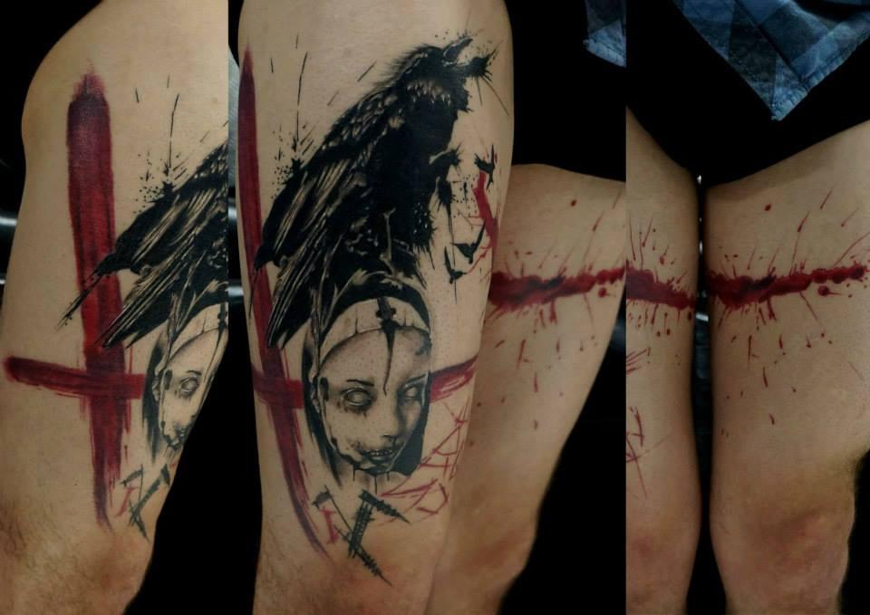 Dynoz Art Attak, tattoo artist (6)