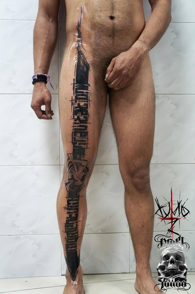 Dynoz Art Attak, tattoo artist (7)