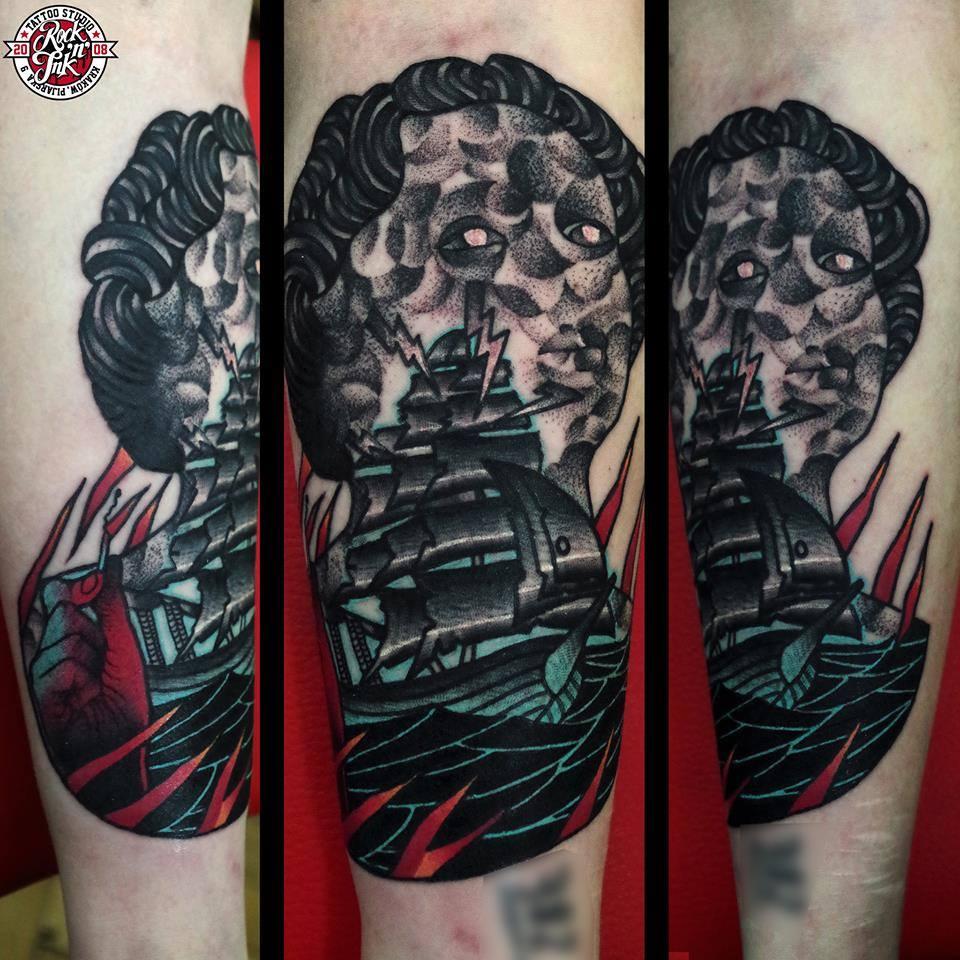 Lukasz Sokołowski, tattoo artist - The VandalList (3)