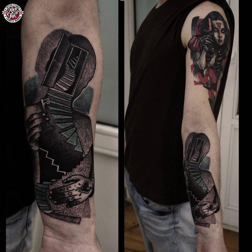 Lukasz Sokołowski, tattoo artist - The VandalList (8)
