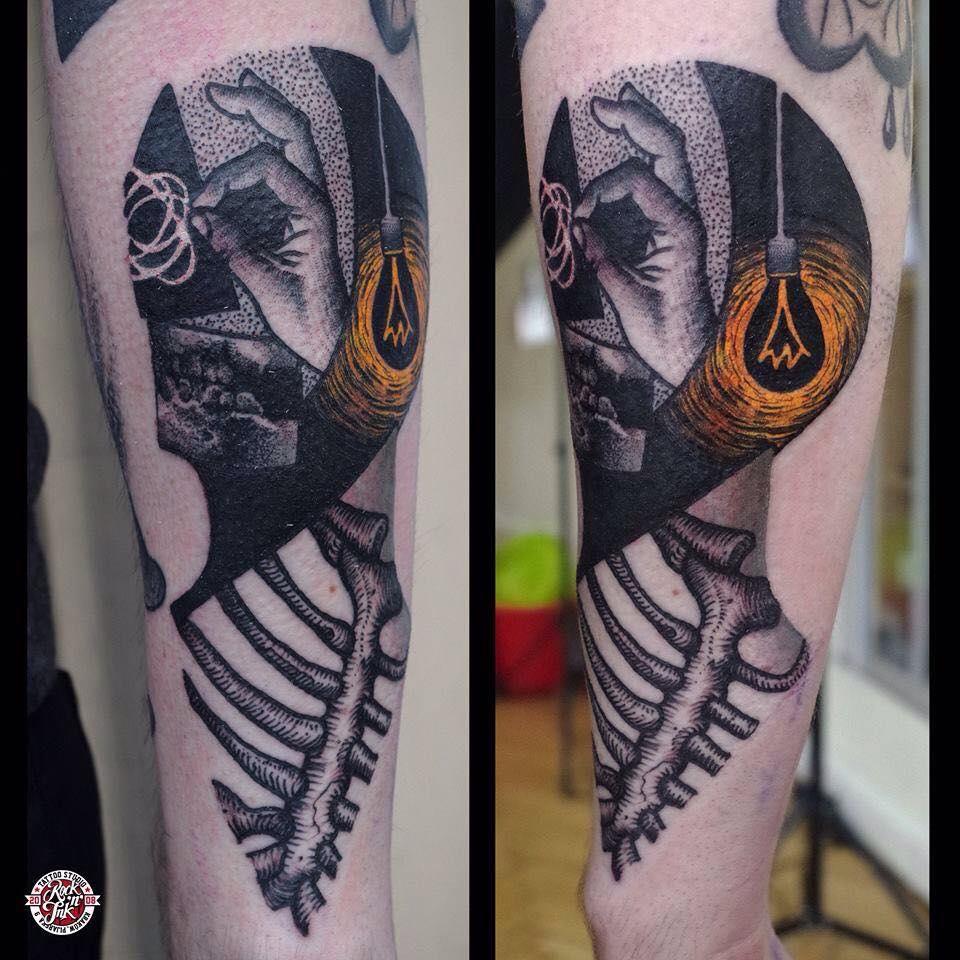 Lukasz Sokołowski, tattoo artist - The VandalList (9)