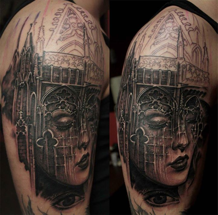 Marius Jucan, tattoo artist (1)
