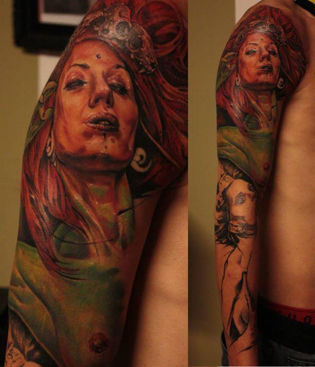 Marius Jucan, tattoo artist (3)