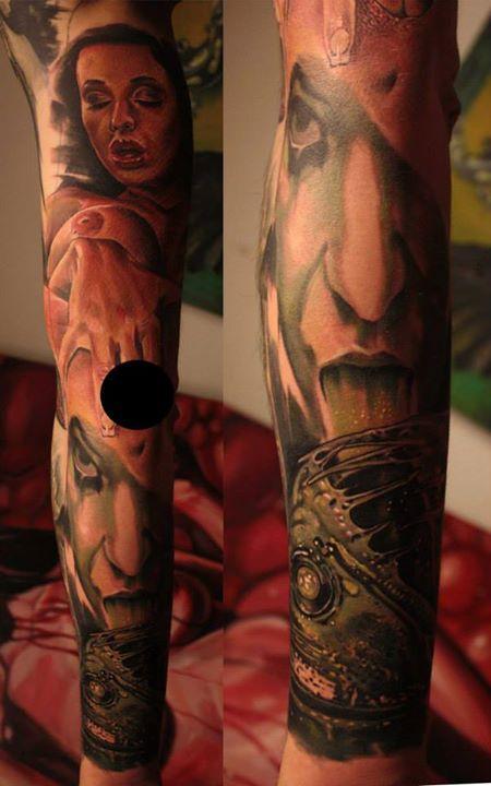 Marius Jucan, tattoo artist (4)