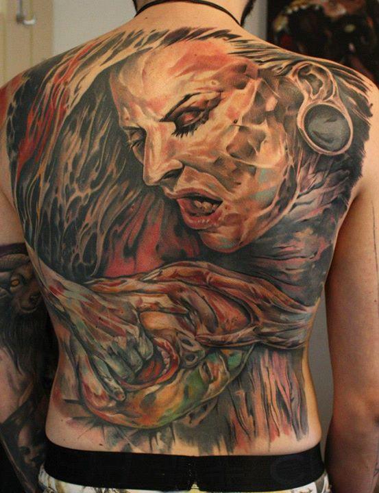 Marius Jucan, tattoo artist (8)