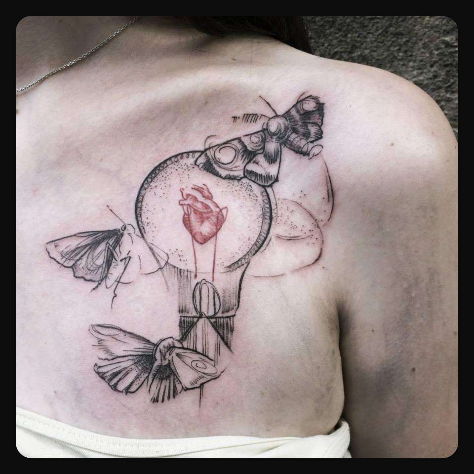 Melanie, Inky & Stretchy Tattoo (12)