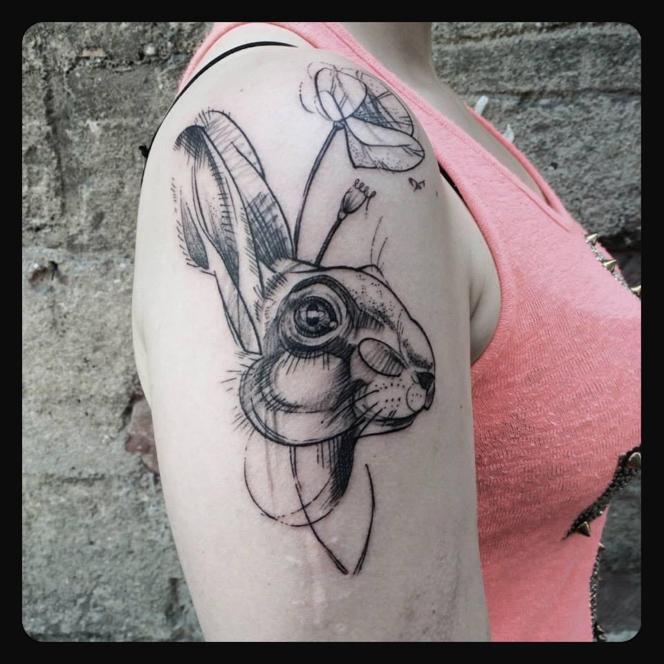 Melanie, Inky & Stretchy Tattoo (14)