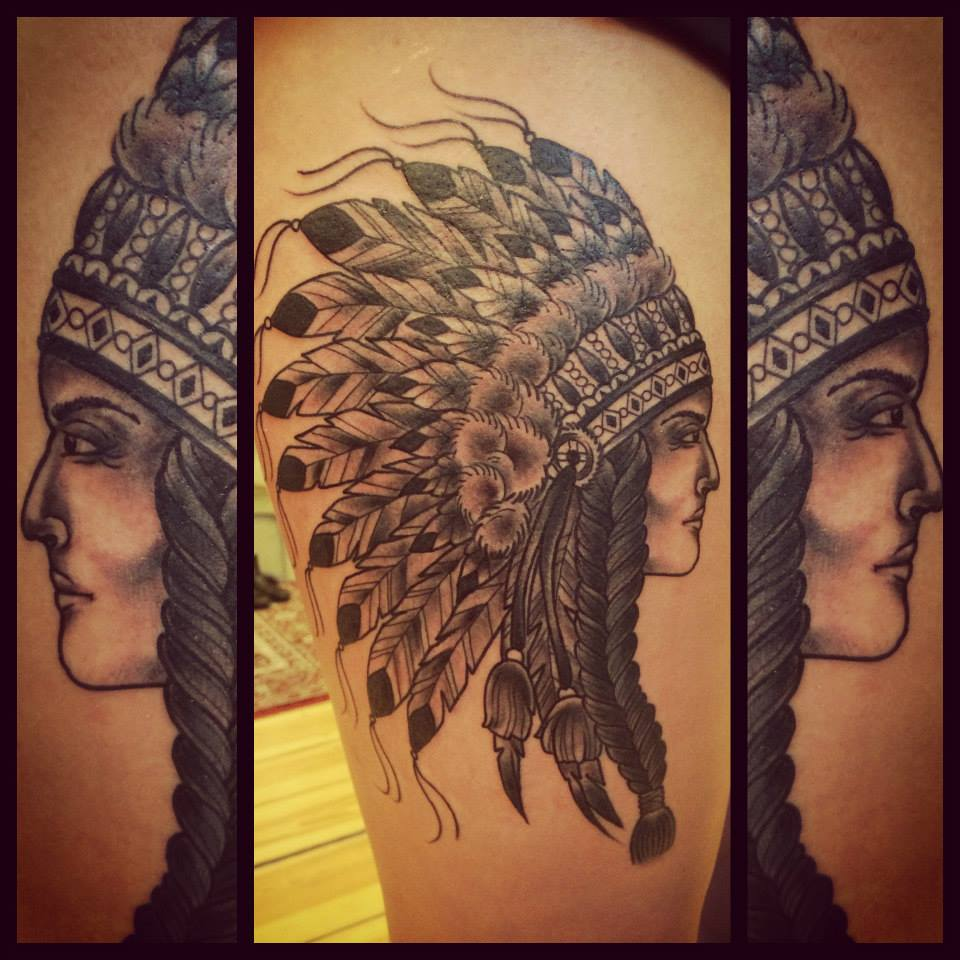 13 Tattoo Artists Share Some Of The Beautiful Flower: Sarah B Bolen, Tattoo Artist