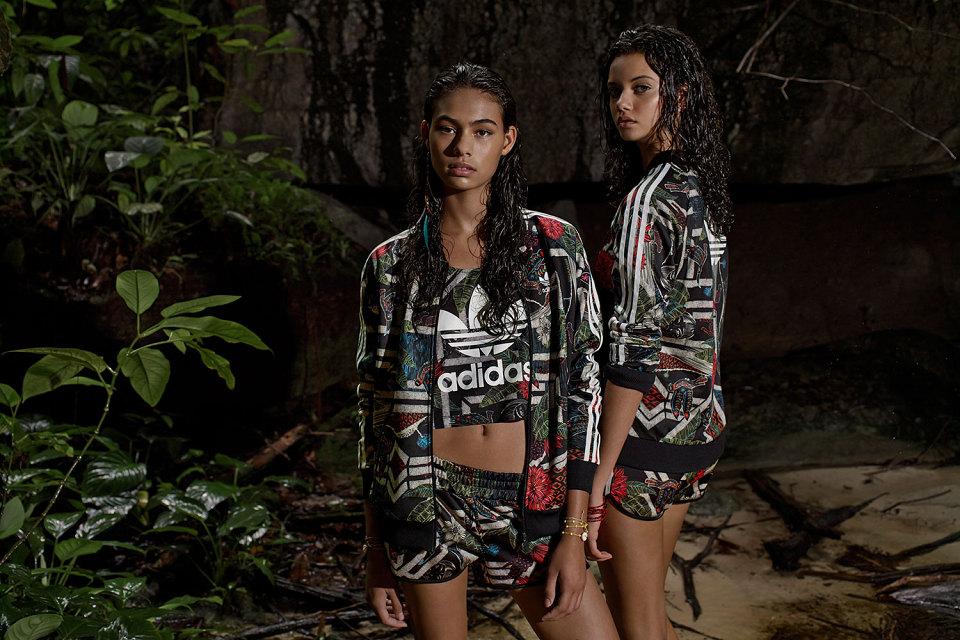 adidas Originals by the Farm Company Delivery 2 Lookbook