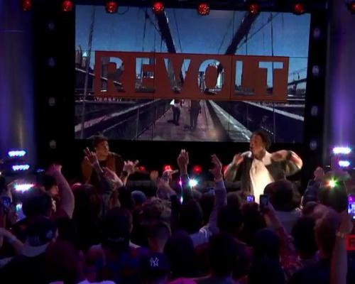 "Joey Bada$$ Performs ""Christ Conscious"" on ""Revolt Live"""