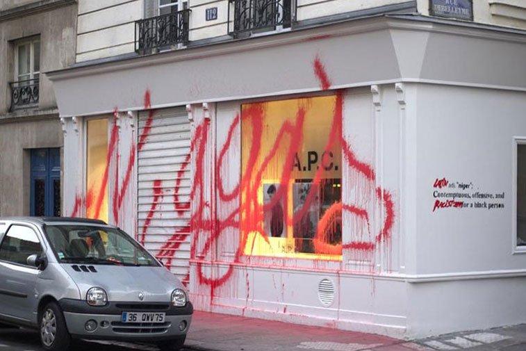 kidult-vandalizes-a-p-c-paris-store-with-n-word-1111