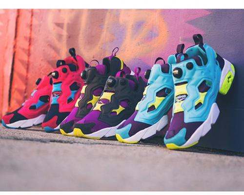 """""""90's Athletic Pack"""" – Reebook Insta Pump Fury"""
