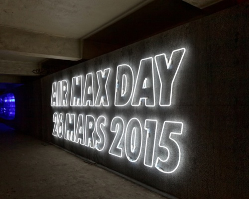 Celebrating Air Max Day in the Paris
