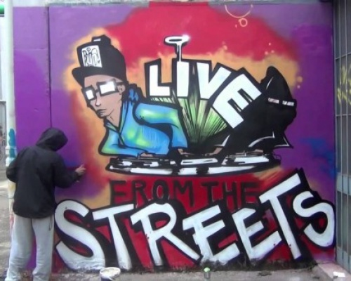 Mr. Green's 'Live From The Streets' Album Trailer