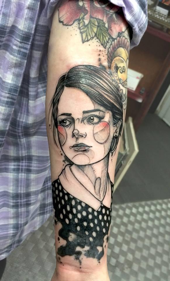 Anki Michler, tattoo artist (10)