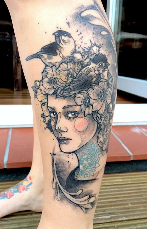 Anki Michler, tattoo artist (11)