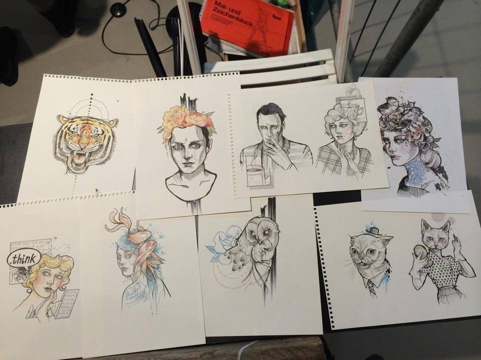 Anki Michler, tattoo artist (12)