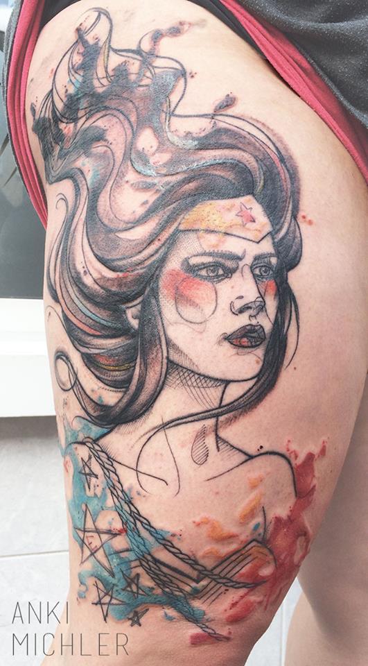 Anki Michler, tattoo artist (18)
