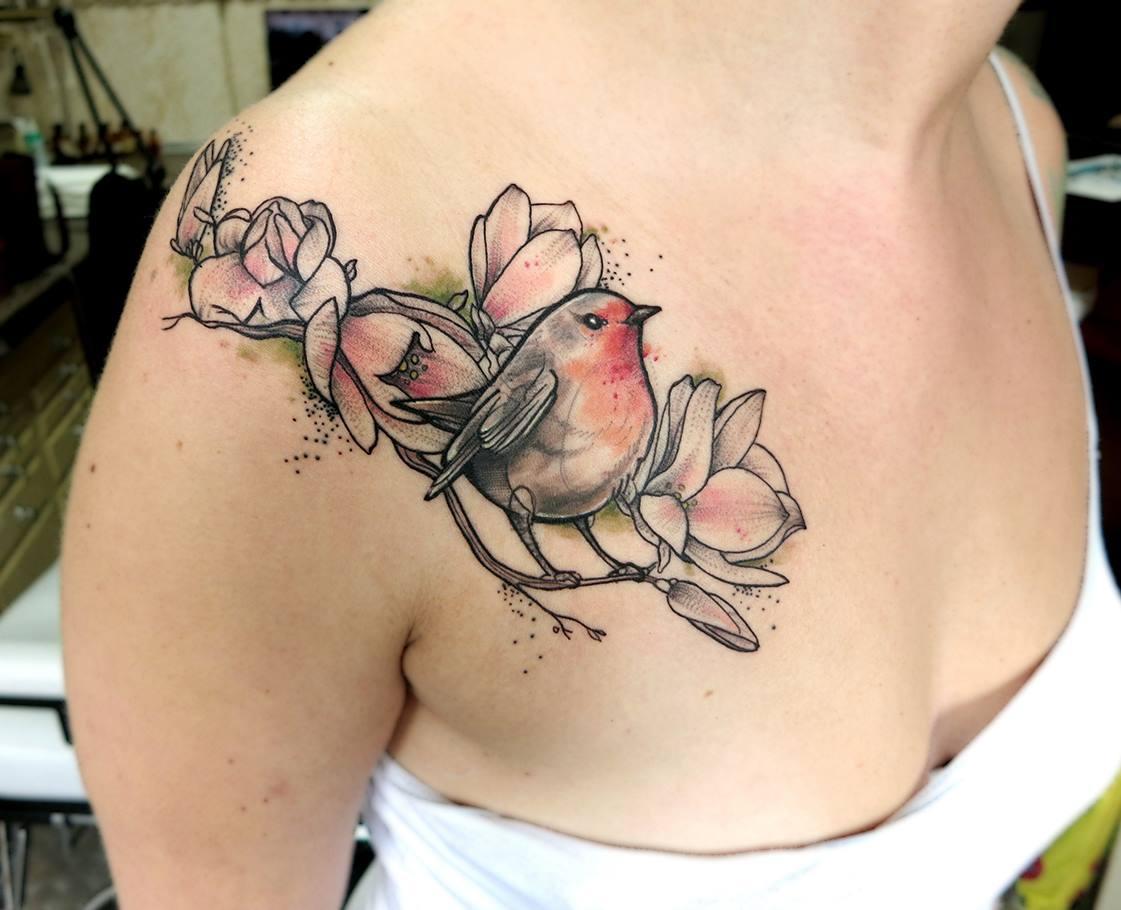 Anki Michler, tattoo artist (5)