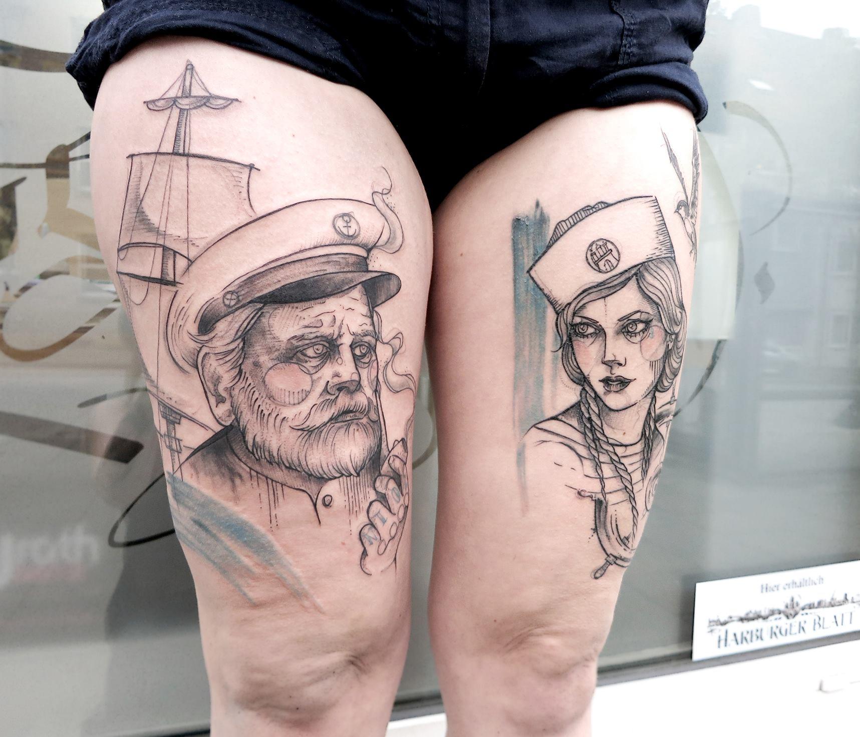 Anki Michler, tattoo artist (7)