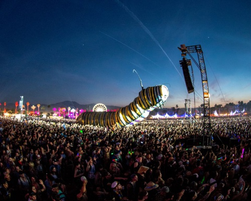 Coachella 2015 Weekend 2 Photo Gallery