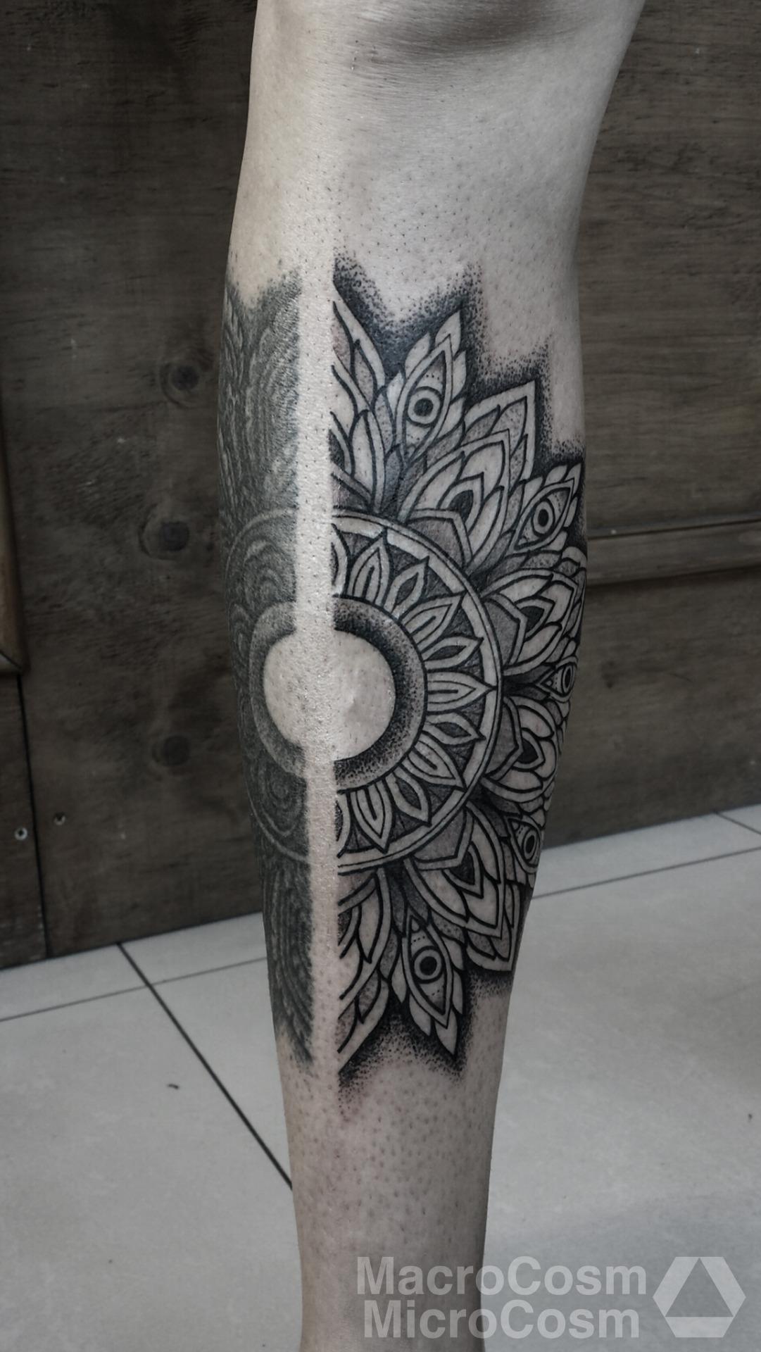 Cosmic Karma, tattoo artist (5)