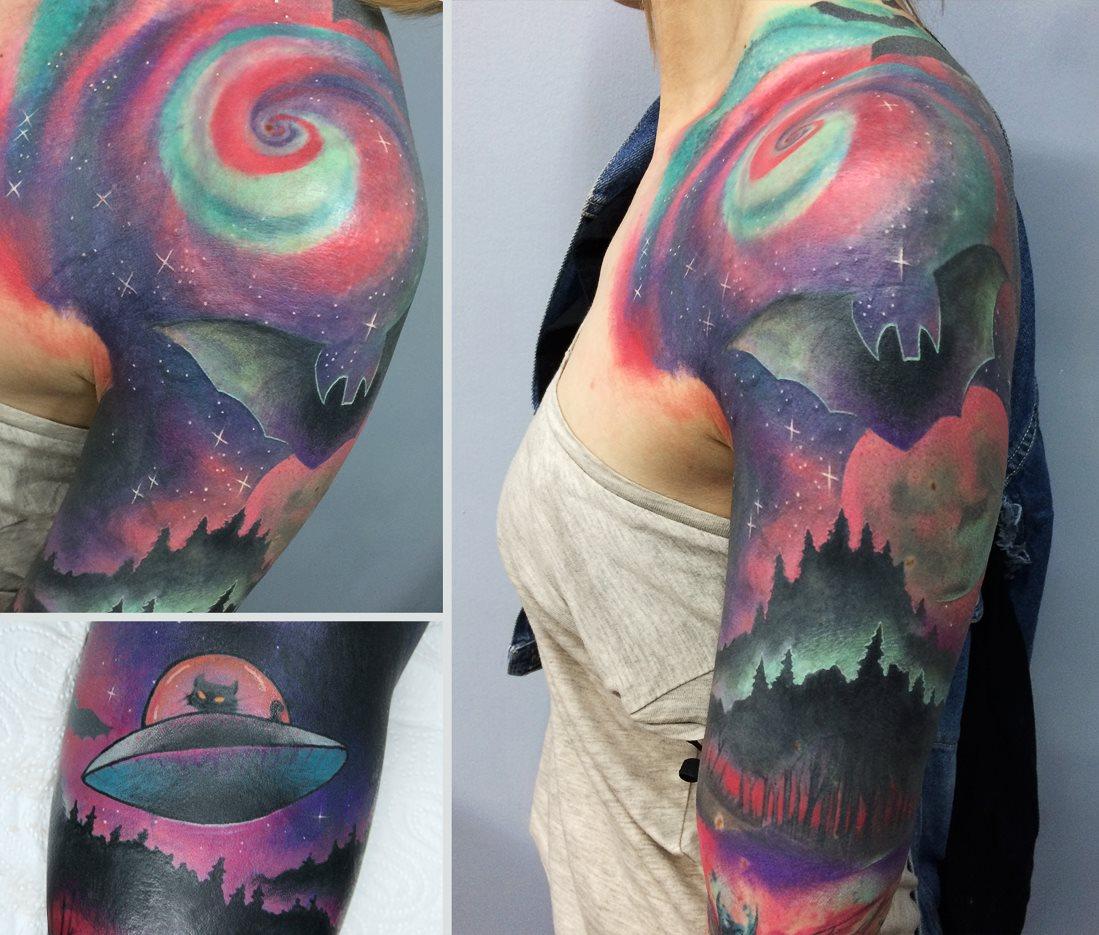 Giena Todryk, tattoo artist - the vandallist (23)
