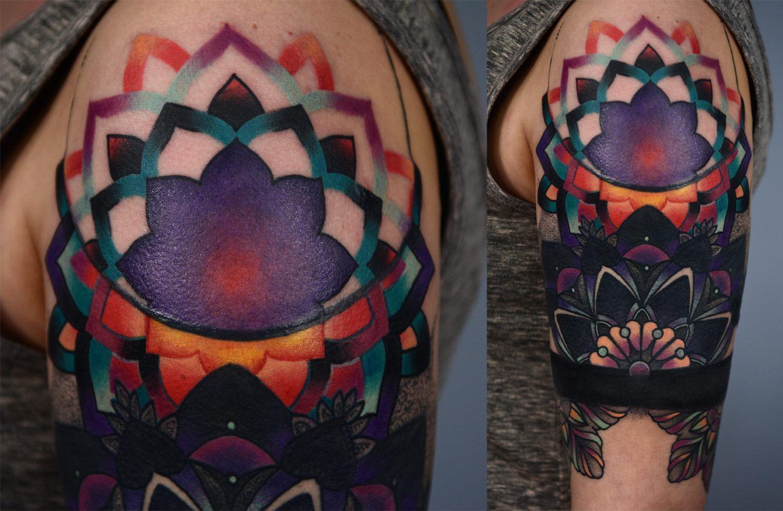 Giena Todryk, tattoo artist - the vandallist (3)