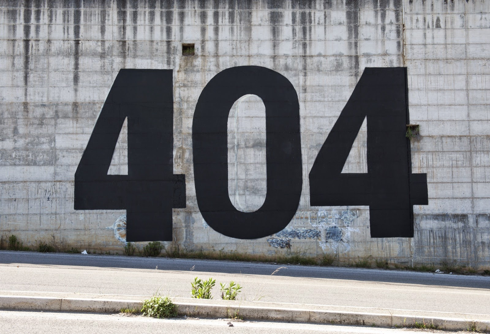 MTO unveils We Live On Google Earth, a brand new mural in Gaeta for Memorie Urbane (1)