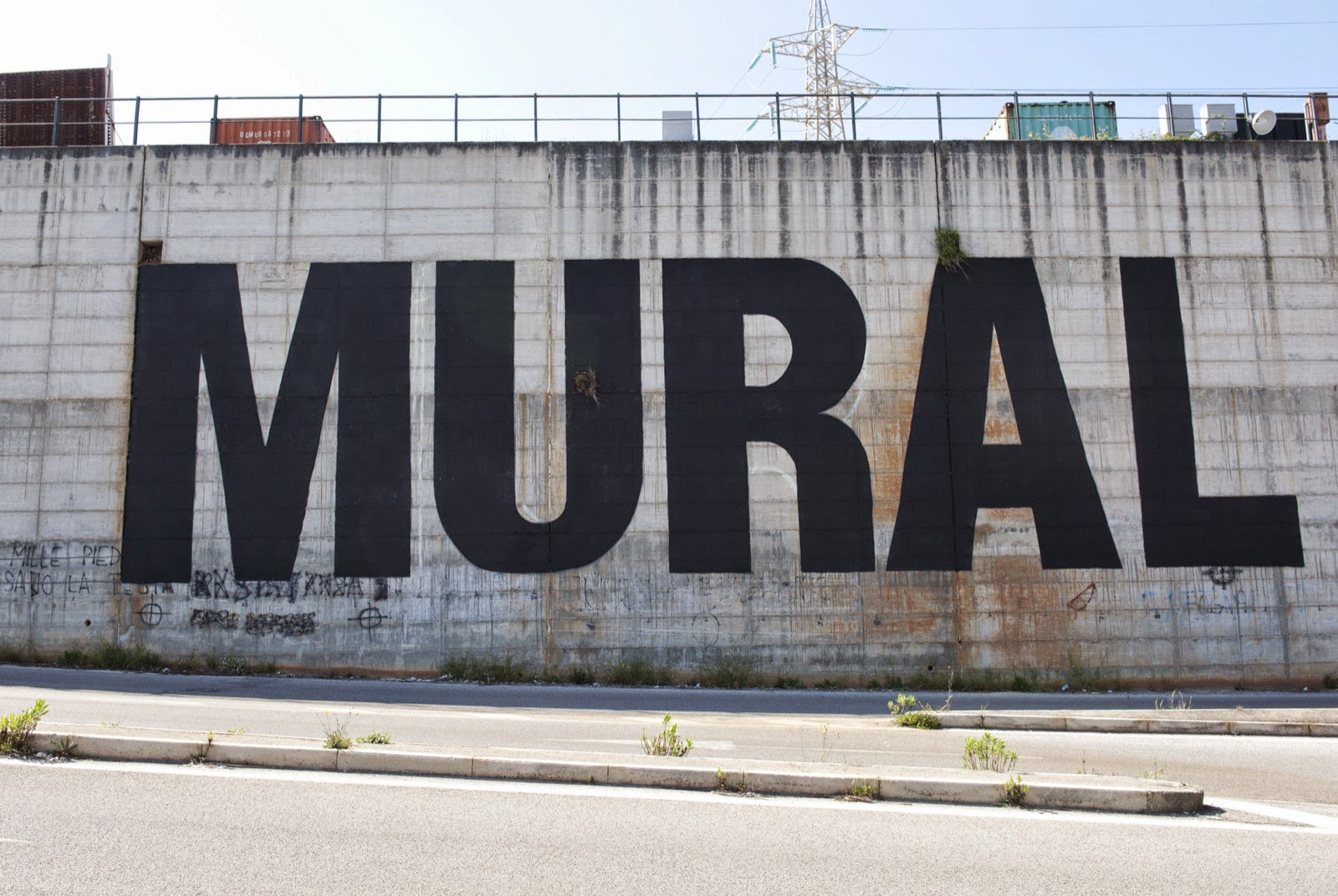 MTO unveils We Live On Google Earth, a brand new mural in Gaeta for Memorie Urbane (15)