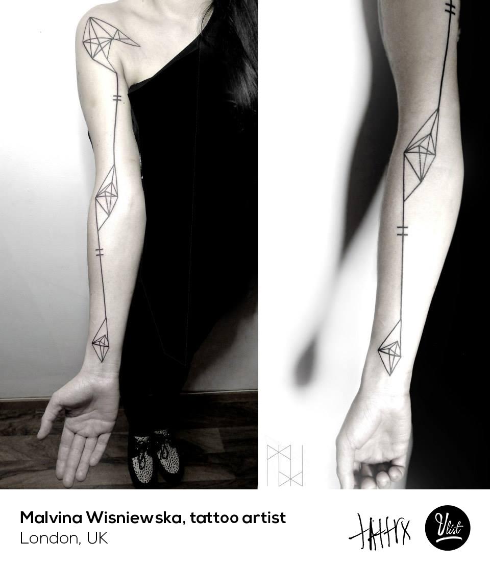 Malvina Wisniewska, tattoo artist VLIST (1)