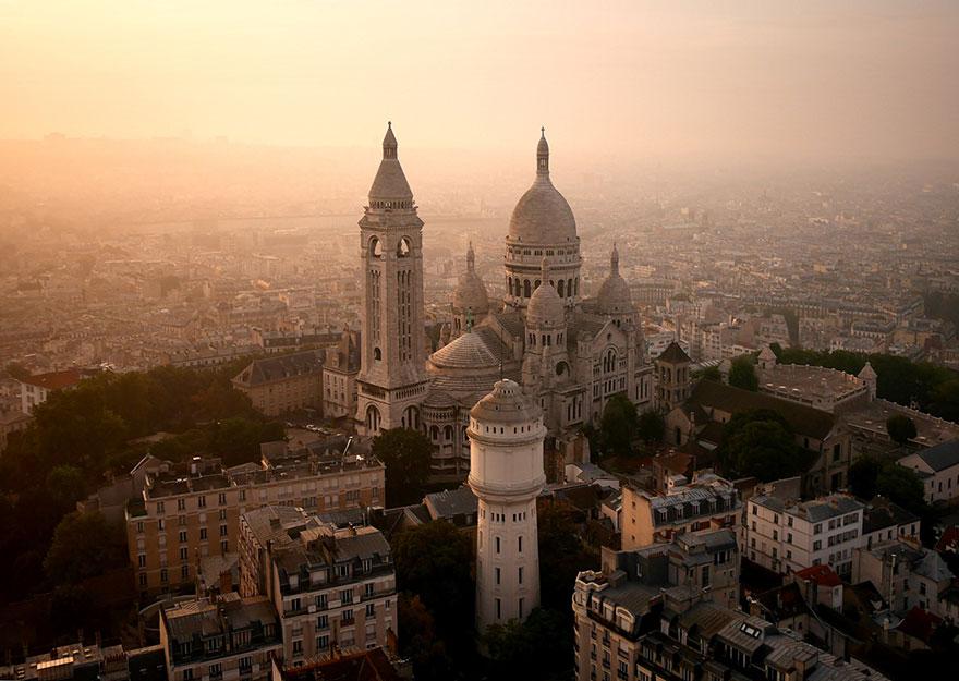 Paris' Sacré-Cœur