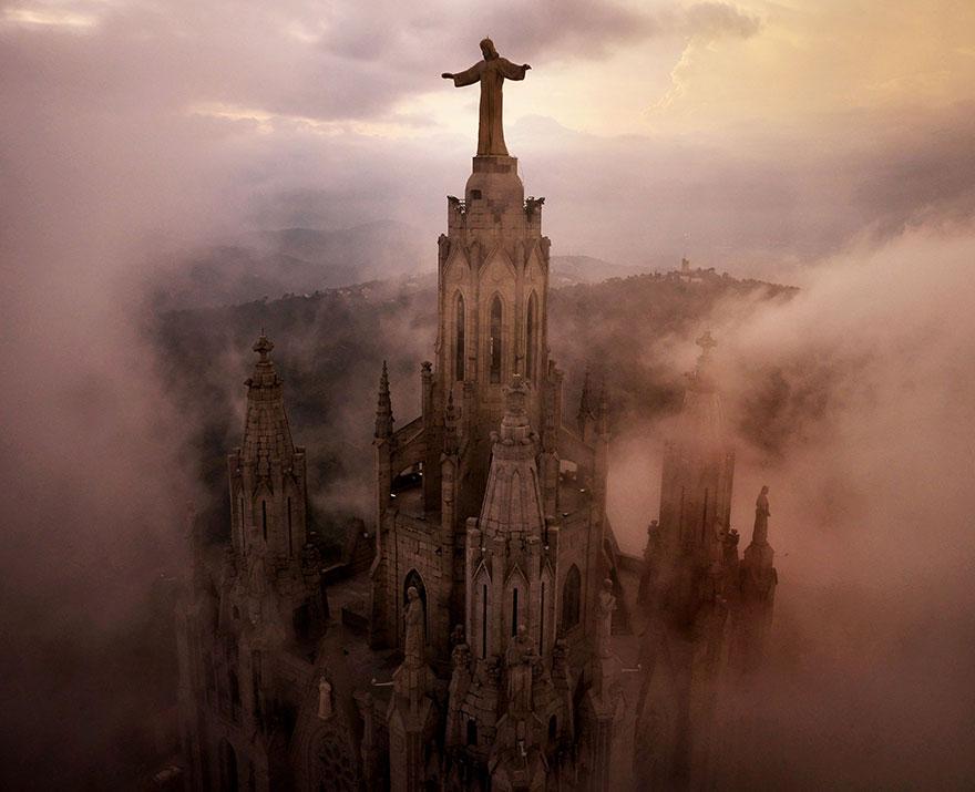 Sagrat Cor Church,  Barcelona