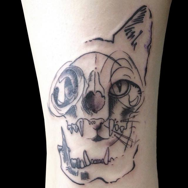 Susanna, Scratchline Tattoo (10)