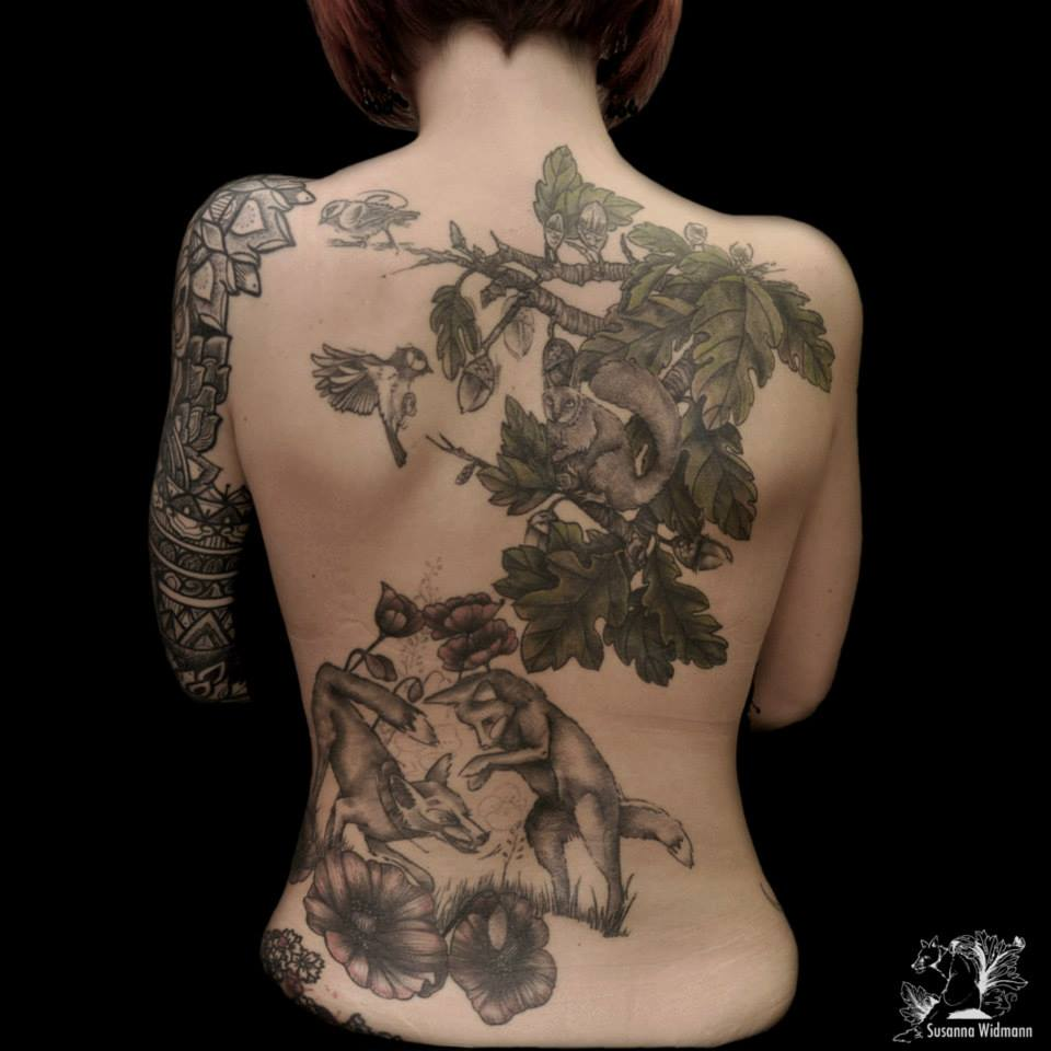 Susanna, Scratchline Tattoo (9)