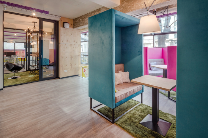 The cool mix & match B.sorted offices in Bucharest - the vandallist (3)