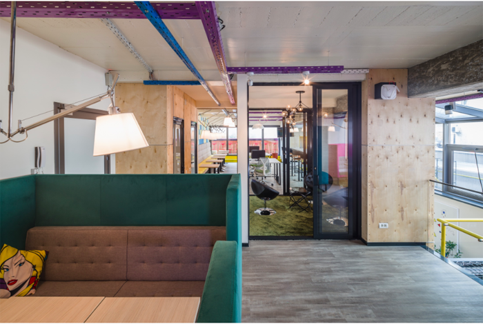 The cool mix & match B.sorted offices in Bucharest - the vandallist (5)