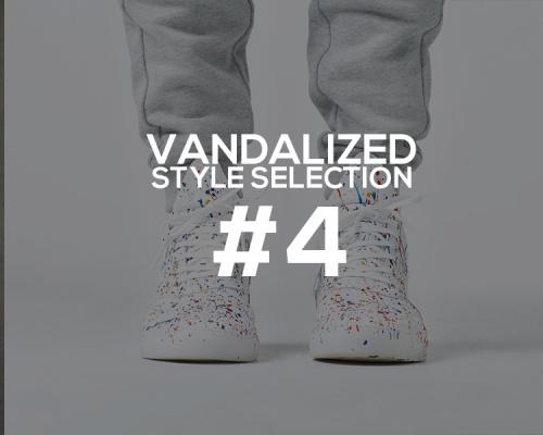 Vandalized Style Selection #4
