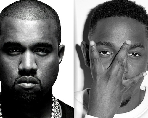 Kanye West featuring Kendrick Lamar – All Day (Remix)