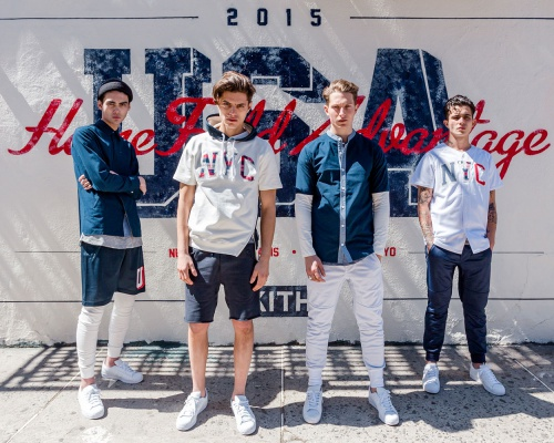"""Home Field Advantage"", KITH Spring 2015 Collection"