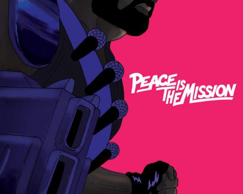 Major Lazer featuring Travi$ Scott, 2 Chainz, Pusha T & Mad Cobra – Night Riders