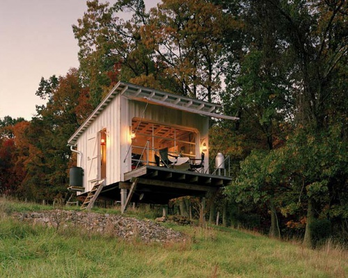 The Shack – a perfect weekend retreat