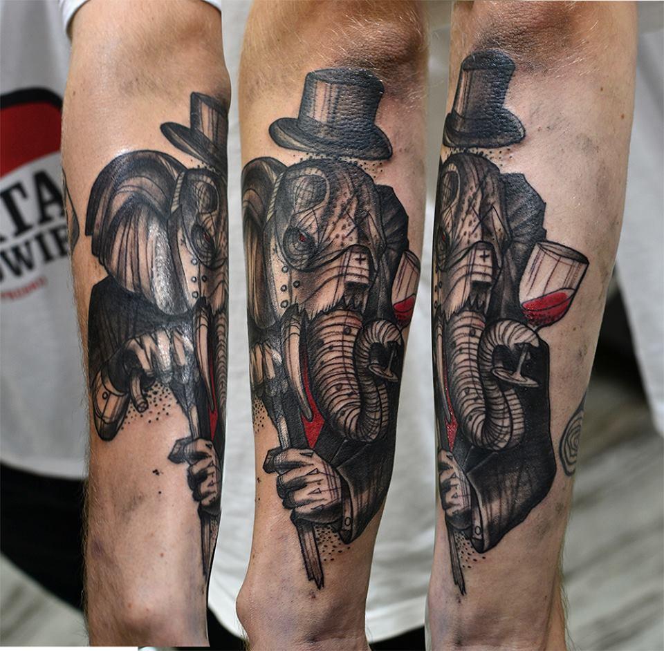 Łukasz Zglenicki, tattoo artist - the vandallist (14)