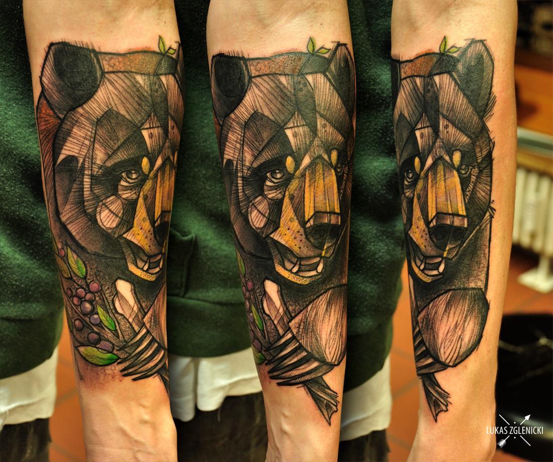 Łukasz Zglenicki, tattoo artist - the vandallist (17)
