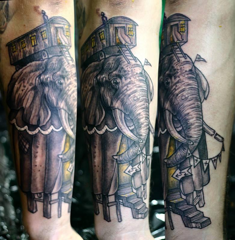 Łukasz Zglenicki, tattoo artist - the vandallist (21)